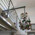 Garde corps inox en kit 5 barres à l'anglaise : rampe escalier, terrasse, balcon, mezzanine 42