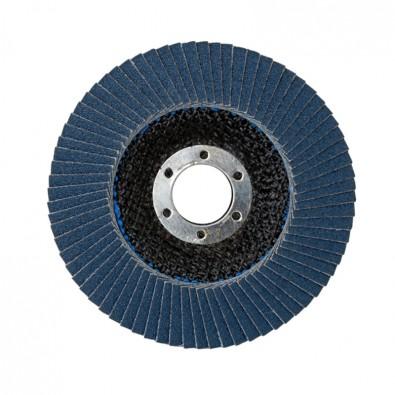 Disque pour ébarbage, arasage et finition pour l'acier diamètre 125 mm