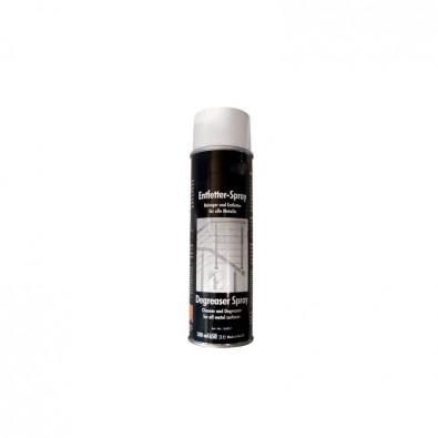 Spray nettoyant et dégraissant pour l'inox