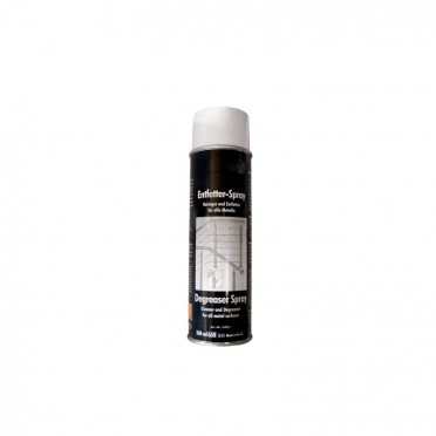 Spray nettoyant et dégraissant pour metaux
