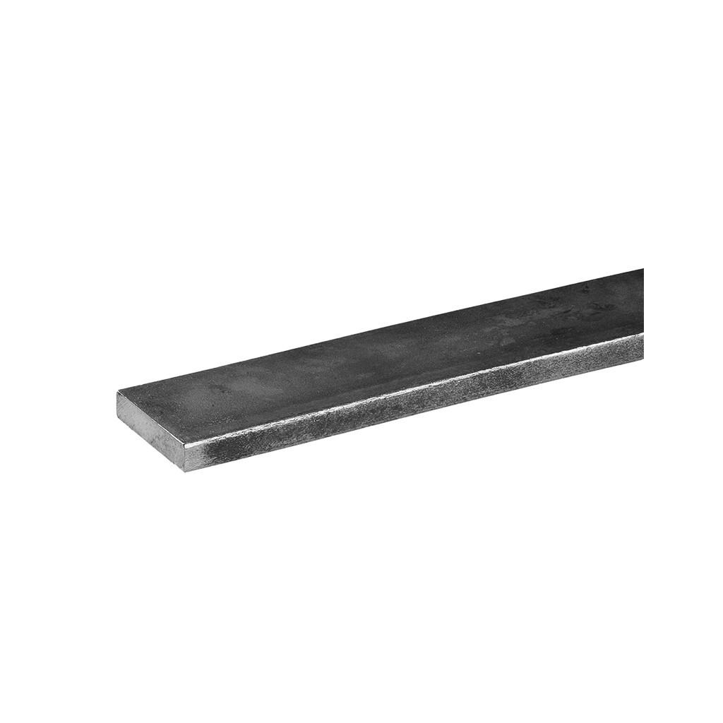 Carrée Rectangulaire fer acier métal plat fer 80 mm x 80 mm x 500 mm