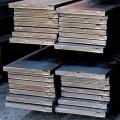 Fer plat 50 x 10 mm en acier brut 0