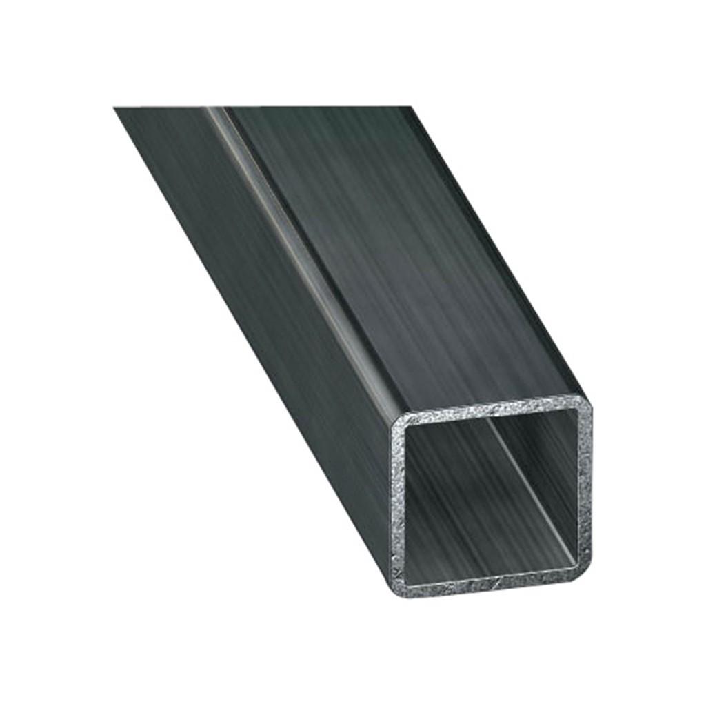 tube carr acier 20 x 20 mm paisseur 2 mm. Black Bedroom Furniture Sets. Home Design Ideas
