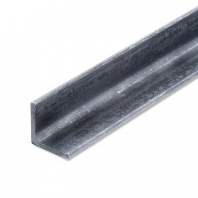 Cornière égale 40 x 40 x 4 mm en acier brut