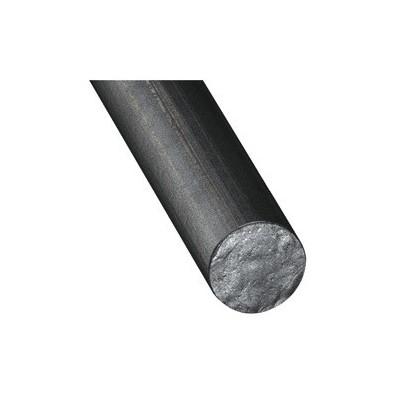 Fer rond de 16 mm en acier brut