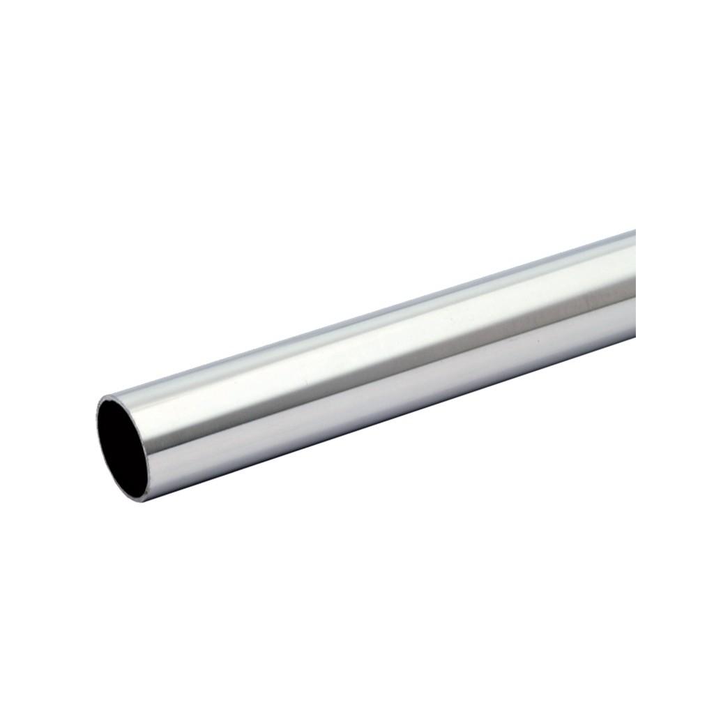 Tube rond inox 304 bross diam tre 60 3 mm paisseur 2 mm - Tube inox diametre 60 ...