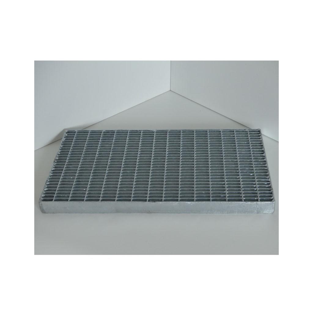 caillebotis press en acier galvanis maille 30 10 et porteurs 20 2 mm. Black Bedroom Furniture Sets. Home Design Ideas