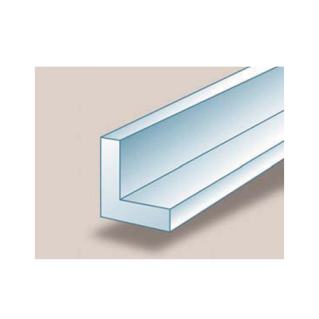 Corniere Aluminium 50 X 50 X 5 Mm Egale Et Brut