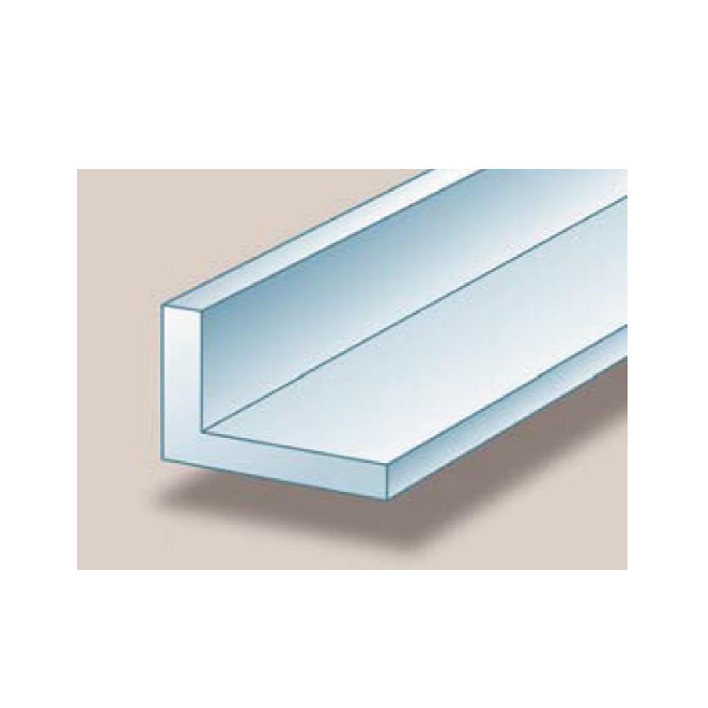 corniere aluminium brut in gale 25 x 20 x 2 mm. Black Bedroom Furniture Sets. Home Design Ideas