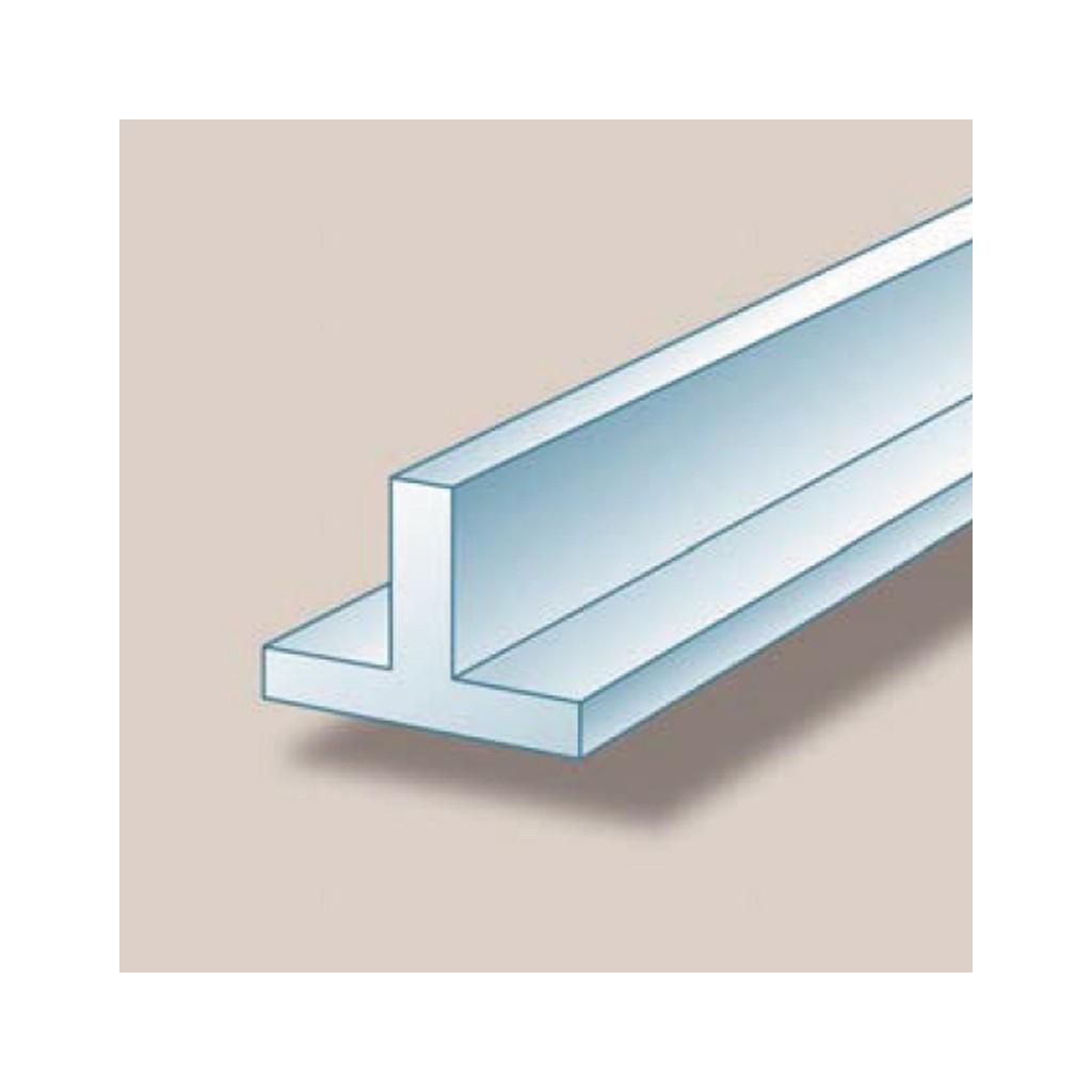 profil aluminium en t 40 x 40 x 4 mm brut. Black Bedroom Furniture Sets. Home Design Ideas