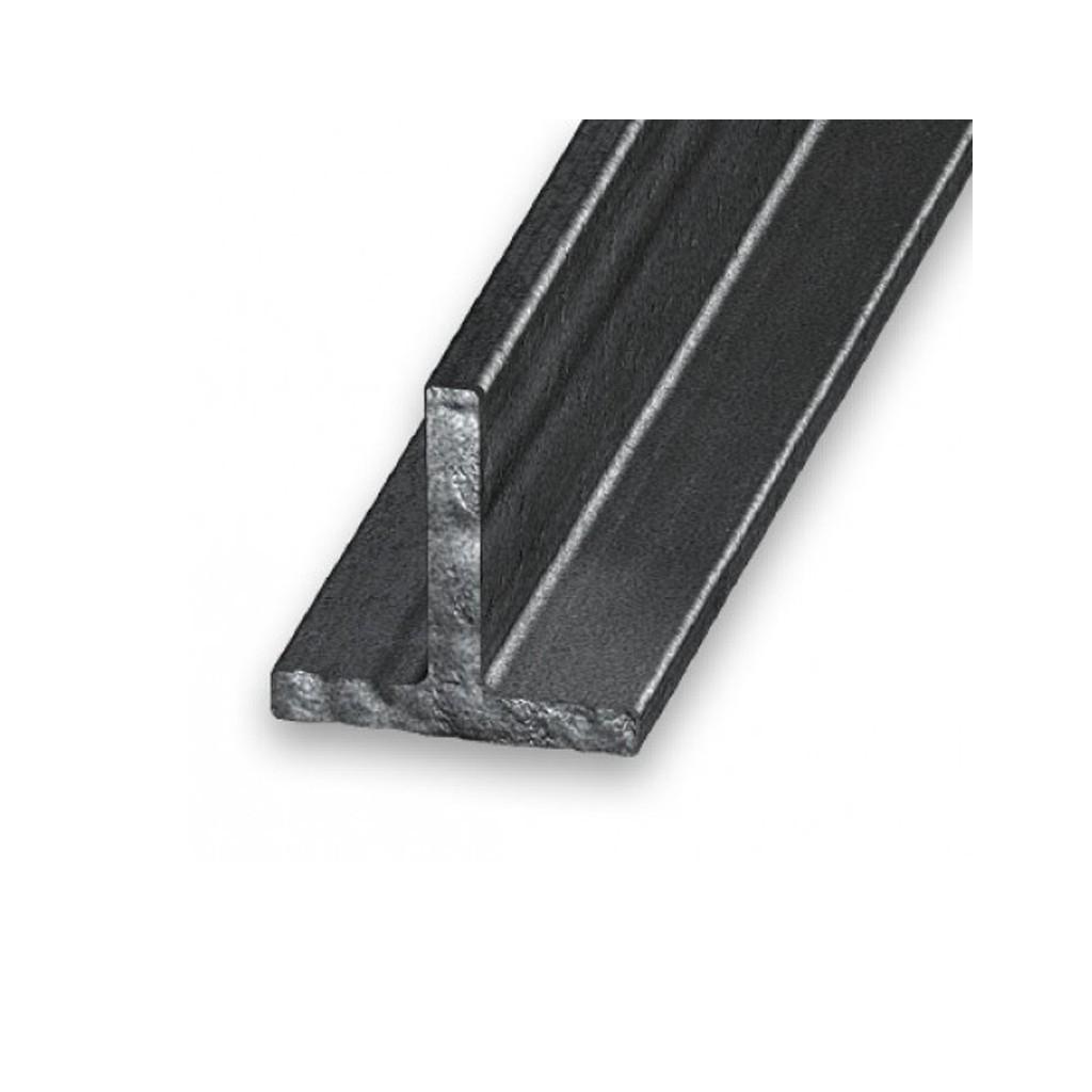 barre fer t acier brut 30 x 30 x 4 mm. Black Bedroom Furniture Sets. Home Design Ideas