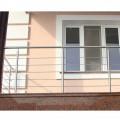 Garde corps inox en kit 5 BARRES à la française : pour terrasse, balcon ou mezzanine 8