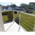 Garde corps inox en kit à câbles à la française : terrasse, balcon, mezzanine 9