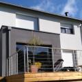 Garde corps à câbles en inox en kit à la française : terrasse, balcon, mezzanine 16