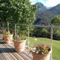 Garde corps inox en kit à câbles à la française : terrasse, balcon, mezzanine 14