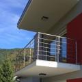 Garde corps inox en kit 5 BARRES à la française : rampe escalier, terrasse, balcon, mezzanine 12