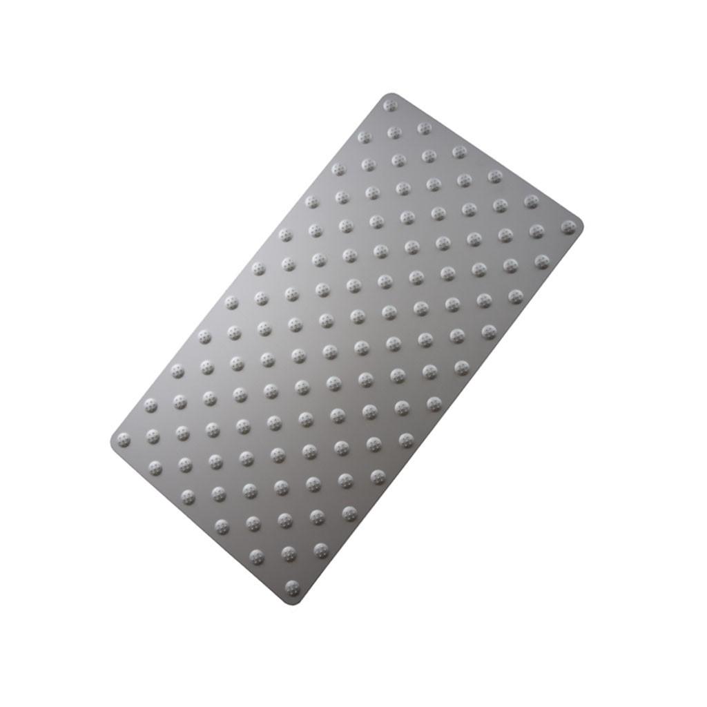 tapis podotactile aluminium couleur alu naturel sur mesure. Black Bedroom Furniture Sets. Home Design Ideas