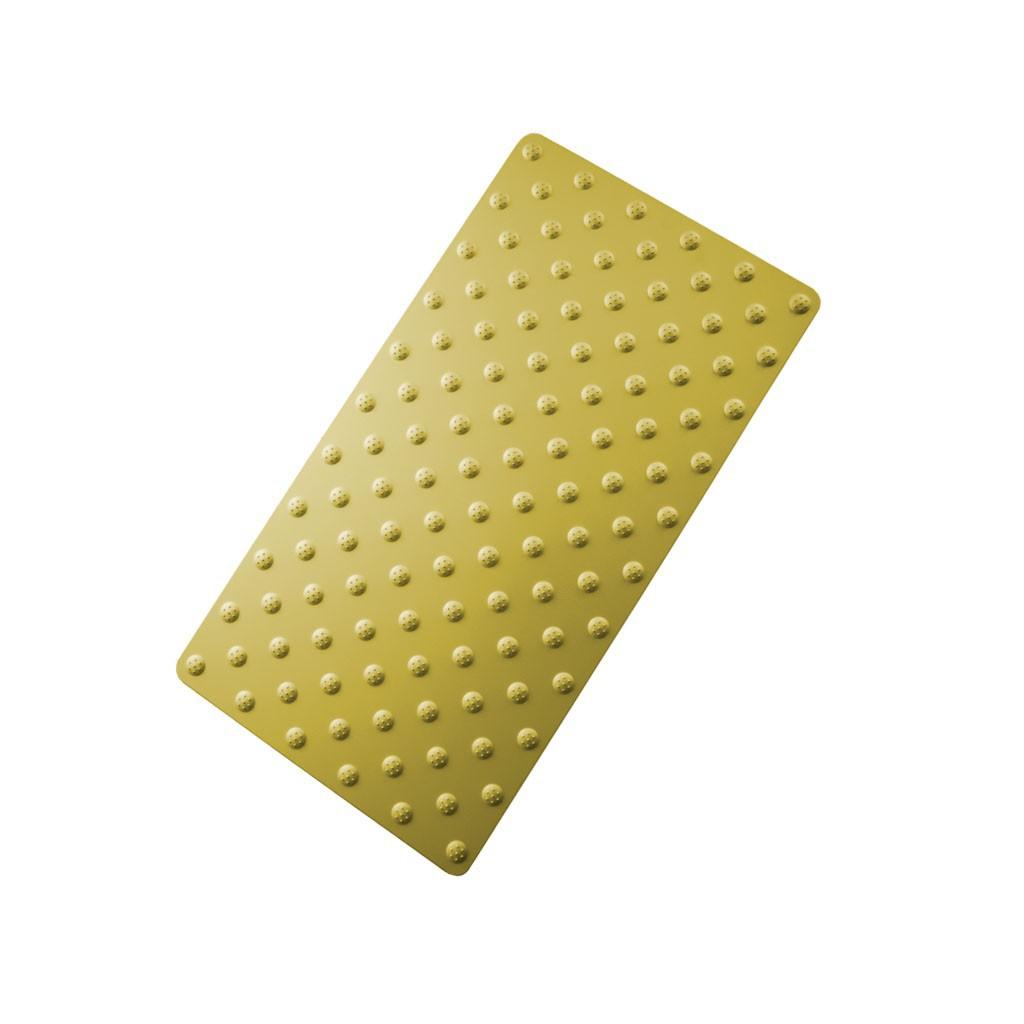 tapis bande podotactile aluminium couleur or sur mesure. Black Bedroom Furniture Sets. Home Design Ideas