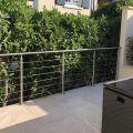 Garde corps inox en kit à câbles à la française : terrasse, balcon, mezzanine 33