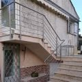 Garde corps inox en kit 5 barres à l'anglaise : rampe escalier, terrasse, balcon, mezzanine 36