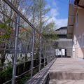 Garde corps inox en kit 5 barres à l'anglaise : rampe escalier, terrasse, balcon, mezzanine 48