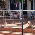 Garde corps inox en kit 5 BARRES à la française : rampe escalier, terrasse, balcon, mezzanine 25