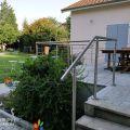 Garde corps inox en kit à câbles à la française : terrasse, balcon, mezzanine 41