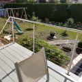 Garde corps inox en kit à câbles à la française : terrasse, balcon, mezzanine 45