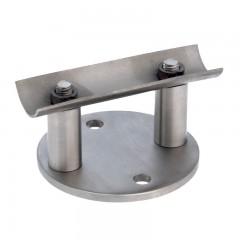 platines d 39 ancrage en inox pour poteaux et barres d 39 appui de fen tres 2 metalenstock. Black Bedroom Furniture Sets. Home Design Ideas